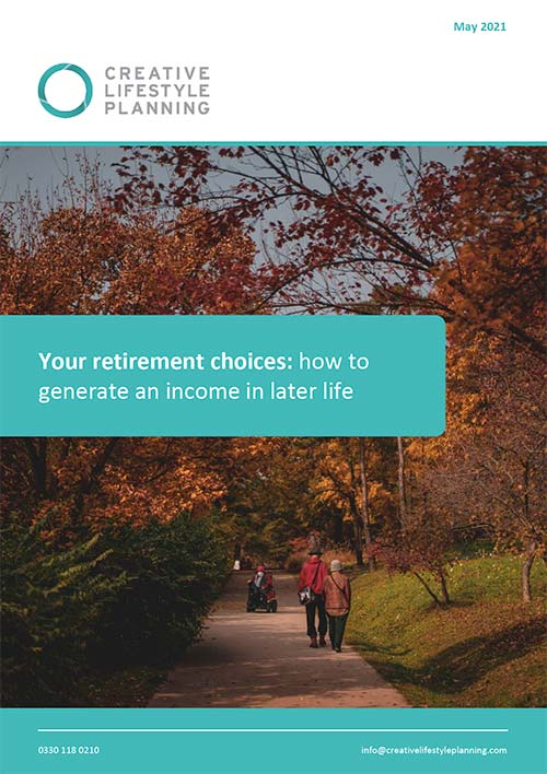 Retirement Choices Cover